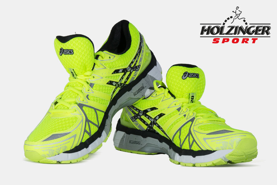 asics gel kayano 20 flash yellow