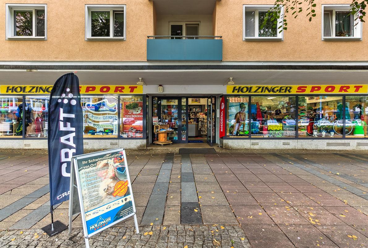Sportfachgeschäft Frankfurt